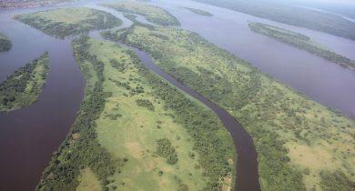 Chambeshi River, Africa