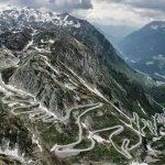 Gotthard Pass, Switzerland