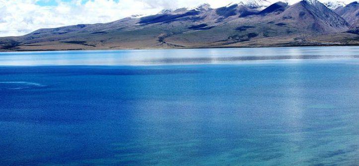 Manasarovar Lake, Western Tibet