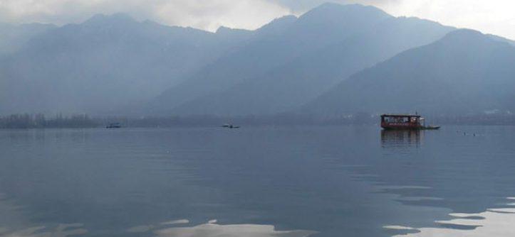 Dal Lake, Jammu and Kashmir, India