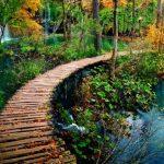 Plitvice Lake, Central Croatia
