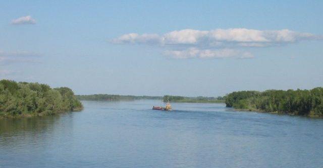 The Ob River