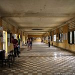 Tuol Sleng Genocide Museum, Cambodia