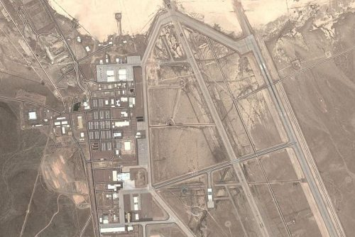 Unsolved Mysteries of the World : Area 51 - Infy world