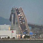 Eshima Ohashi bridge, Japan