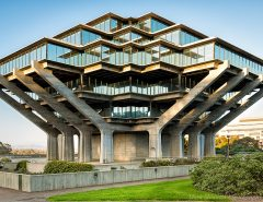 UCSD Geisel Library, San Diego, California, USA