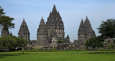 Prambanan, Hindu temple compound in Central Java, Indonesia