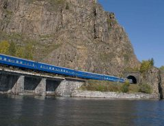 Trans-Siberian, World's Longest Railway (Russia)