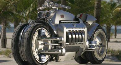 Dodge Tomahawk Motor Bike