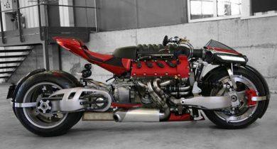 Lazareth LM 847 Super Bikes