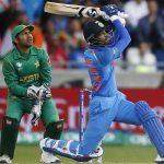 India's Hardik Pandya in action