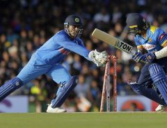 Mahendra singh Dhoni Stumping