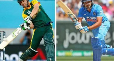 Most sixes in an innings ODI