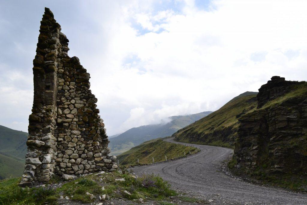 Image result for Caucasus road